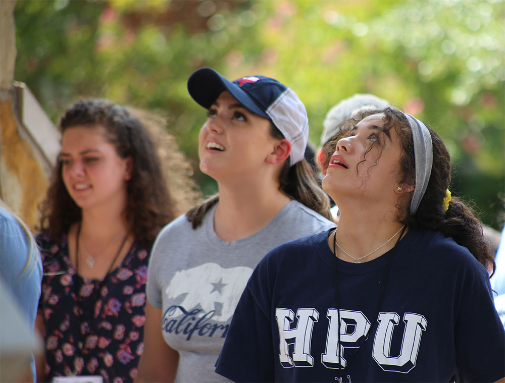 Howard Pane University Students