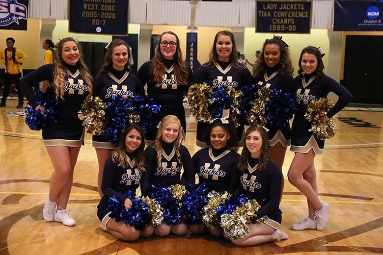 Cheer Team 2018