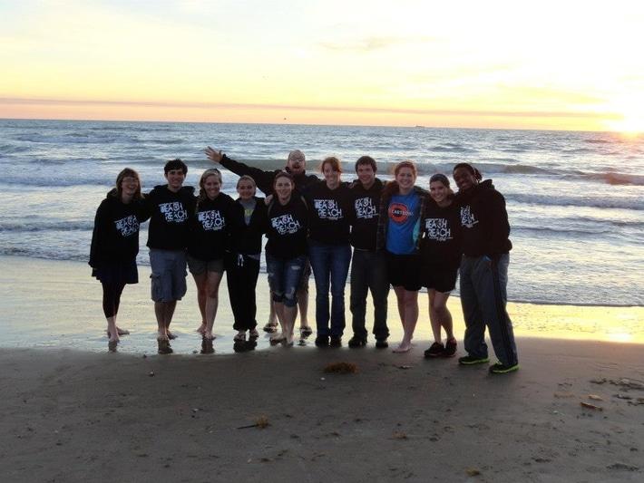 HPU BSM Beach Reach