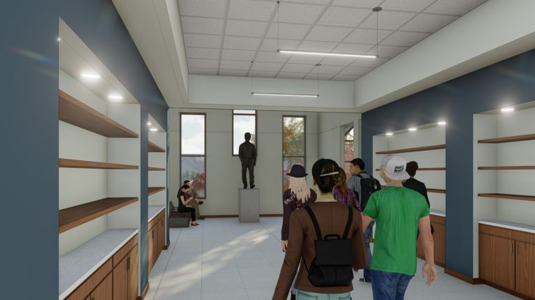 Academy Renovation Interior