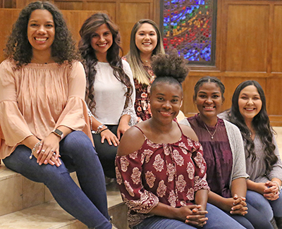 2018 Homecoming Court for web