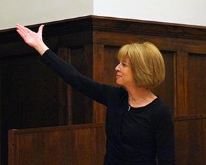 Dr. Pam Elrod Huffman