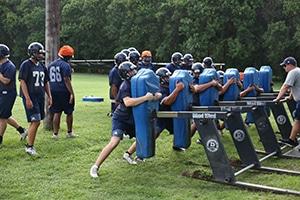 Howard Payne University Football