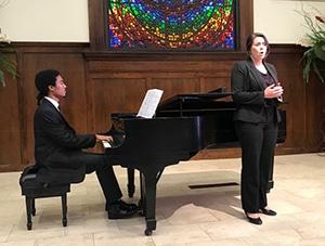 Godbey senior recital 2017