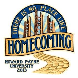 Homecomming logo