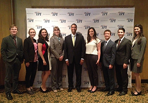 HPU Sumner Scholars with FCC Chairman