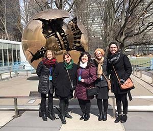 HPU group in NYC