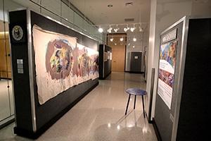 Harmon exhibit photo