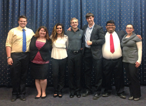 Mock Trial team 2015 for web