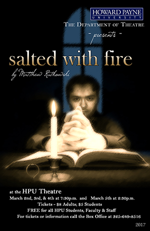 Salted With Fire poster for web