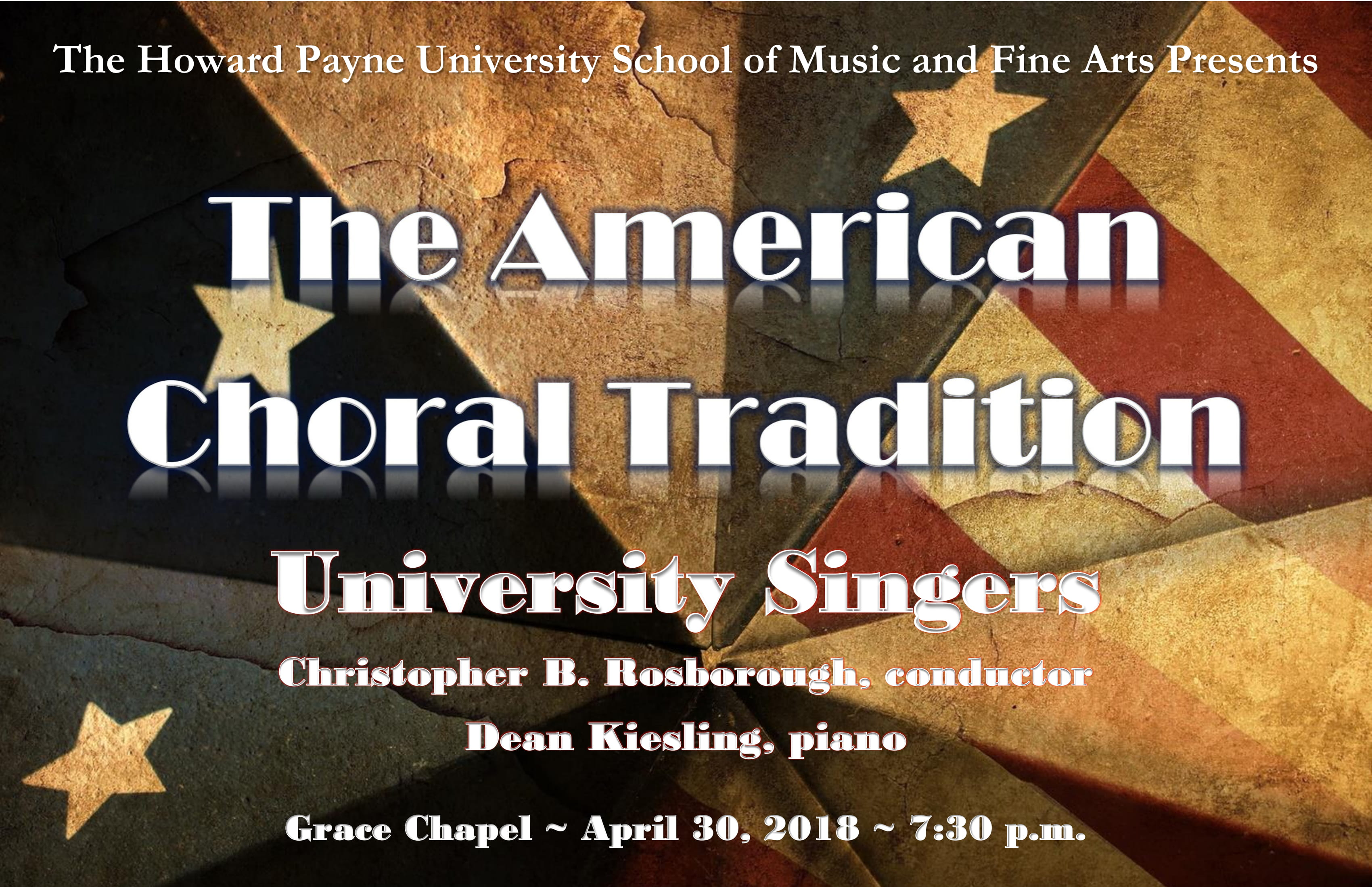 The American Choral Tradition-1