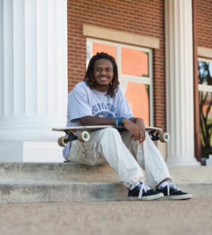 Xavier McFalls feature for web