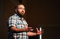 Zack Randles at HPU for web