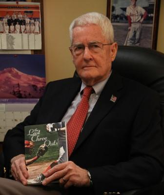 john nickols with book for web