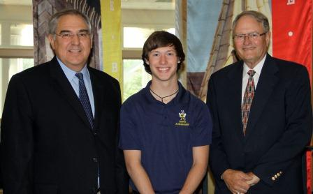 lacy culpepper receives williamson scholarship web