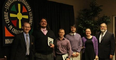 students recognized during currie-strickland for web