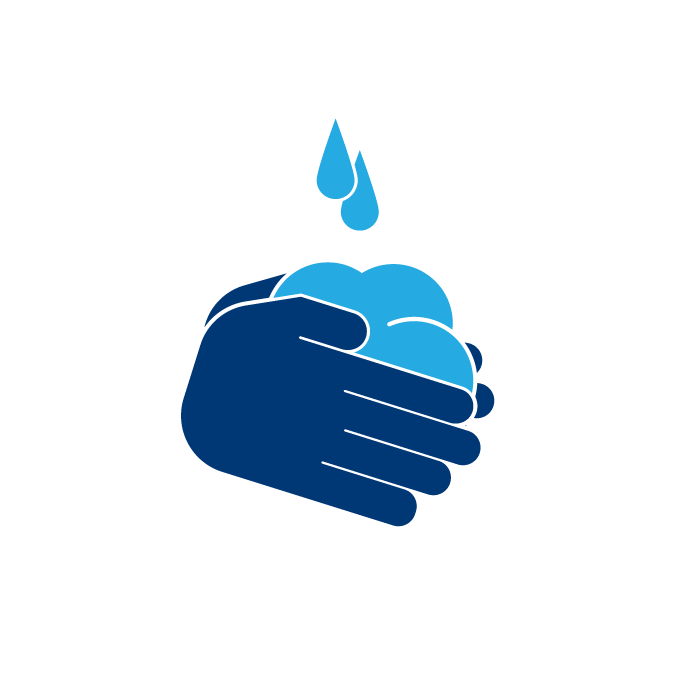 Wash hands | Covid Icon