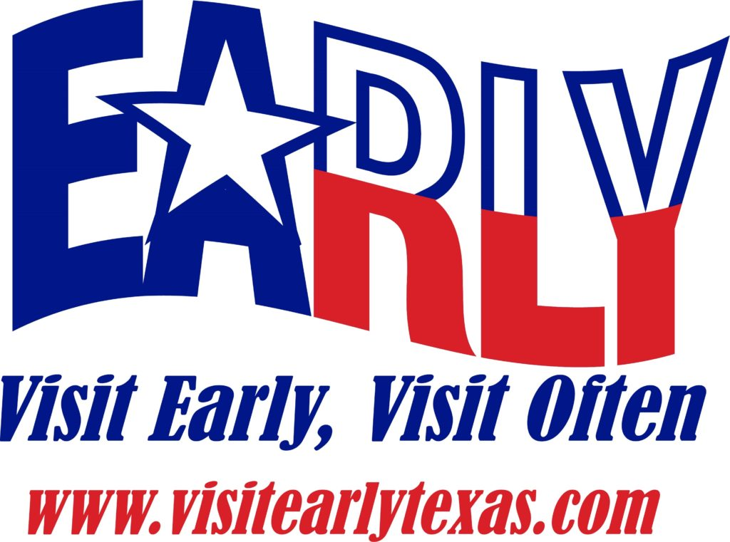Visit Early Texas Logo