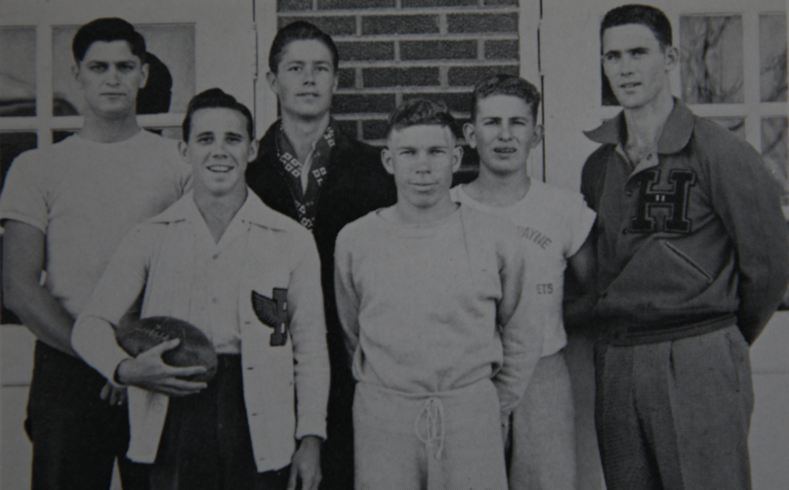 HPC temporarily halts athletics due to World War II (1943)</br>Taylor Hall opens; Intramural competition begins with, among others, bowling, ping pong and touch football (1947)